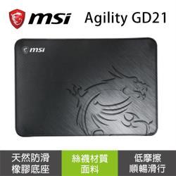 【MSI微星】Agility GD21 電競鼠墊