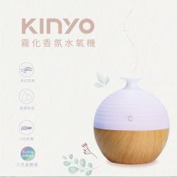 KINYO霧化香氛水氧機ADM-305