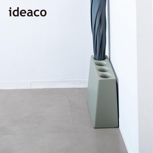 日本 ideaco 纖形4孔雨傘架