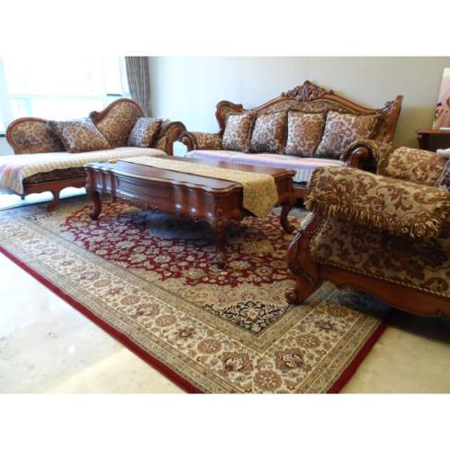 范登伯格 渥太華高密度仿羊毛地毯-皇御-200x290cm