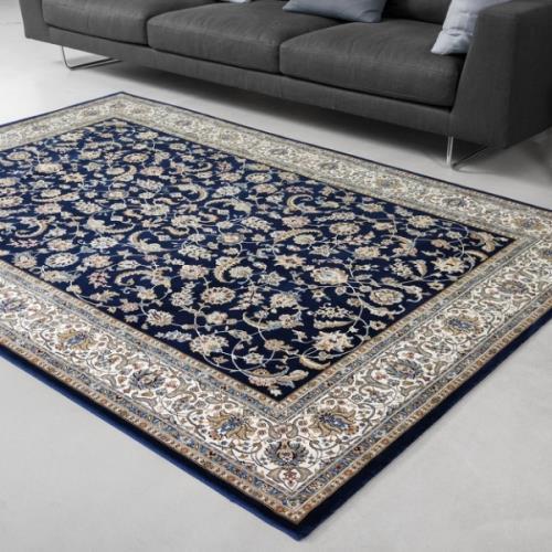范登伯格 渥太華高密度仿羊毛地毯-黑璽-170x230cm