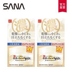 【SANA莎娜】豆乳美肌緊緻潤澤多效凝膠霜100g