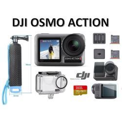 ★年尾大優惠☆DJI Osmo Action 4K HDR 防水運動相機