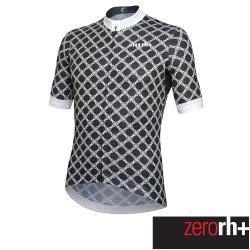 ZeroRH+ 義大利CHAIN系列男仕專業自行車衣(黑色) ECU0708_91P