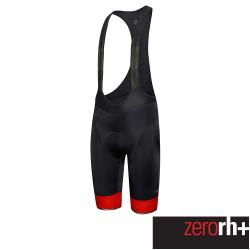 ZeroRH+ 義大利LOGO系列男仕專業自行車褲(黑/紅、黑色) ECU0710