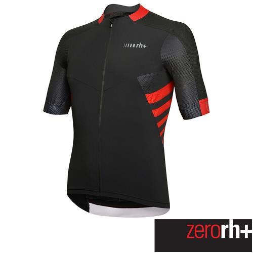 ZeroRH+義大利HAMMER系列競賽級男仕專業自行車衣(黑/紅、螢光綠)