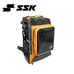 SSK 後背包 黑/桔 MABB01-9035