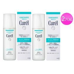 Curel珂潤 潤浸保濕化粧水II 輕潤型 150mlX2入組(原廠公司貨)
