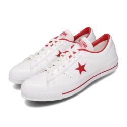 CONVERSE ONE STAR HANBYEOL OX WHITE/EGRET 男女鞋 167326C