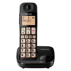 【福利品】 國際牌 Panasonic 大按鍵大螢幕數位無線電話 KX-TGE110TWC