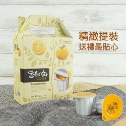 【稑珍】Honey Citron Tea 蜂蜜柚子隨身茶球(30g*15顆/盒)