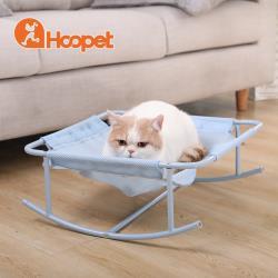 HOOPET 老闆搖椅 寵物窩(二色任選)