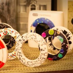 Paperang 二代P2 口袋列印小精靈-喵喵機+ 光圈環 - 奇妙探索