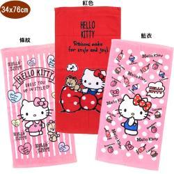 HELLO KITTY毛巾棉質毛巾 897282/897312/897251【卡通小物】