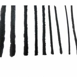 高級毛刷條 B2 底座寛4.8 mm 毛長7 mm(無背膠)毛刷條 防撞條 毛條 門邊條 氣密條 門縫條 防震條 隔音條   10尺
