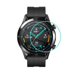 Qii HUAWEI Watch GT 2 (46mm) 玻璃貼(兩片裝)