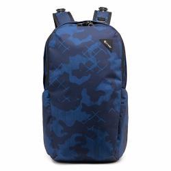 Pacsafe VIBE 25 防盜雙肩背包(25L) 藍迷彩