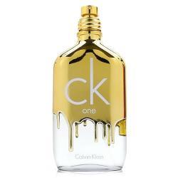 Calvin Klein  CK ONE GOLD 限量版中性淡香水100ml Tester