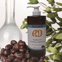 ADAR 亞達爾 以色列-白金荷荷芭油1000ml  (無色) 專業版