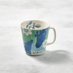 有種創意 - 日本美濃燒-海之島系列馬克杯-圓點長頸鹿