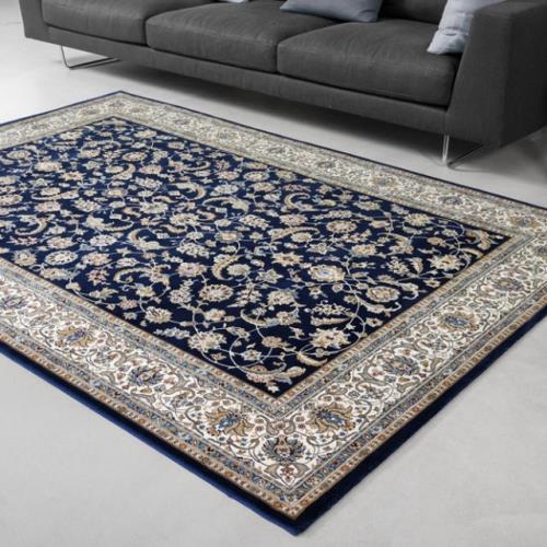 范登伯格 渥太華高密度仿羊毛地毯-黑璽-240x340cm