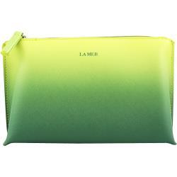 【LA MER 海洋拉娜】歡慶禮讚綠色化妝包