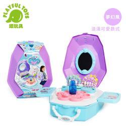 Playful Toys 頑玩具 鑽石美甲背包 9865 (兒童美甲套裝 DIY手工美甲 水轉印指甲貼紙 扮家家酒 公主裝扮配件)