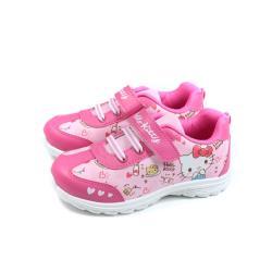 Hello Kitty 凱蒂貓 休閒運動鞋 粉紅色 中童 童鞋 720954 no826