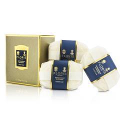 佛羅瑞斯 愛德華花束香皂 Edwardian Bouquet Luxury Soap 3x100g/3.5oz