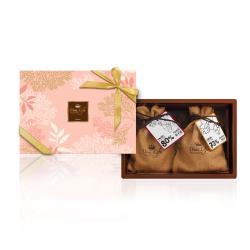 Diva Life 巧克力商業禮盒-粉紅限定A(產區鈕扣巧克力x2包)
