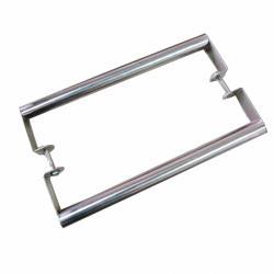 D38-L 雙支 圓管大把手 30公分 不鏽鋼 1 橫拉把手 拉手 手把 門把 取手 引手 手取 DIY
