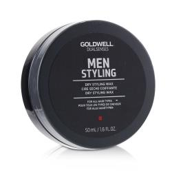 歌薇 男士造型髮蠟(所有髮質)Dual Senses Men Styling Dry Styling Wax 50ml/1.6oz