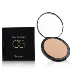歐佳妮 古銅粉餅Organic Glam Bronzer - # Bronzer Light Bronze 9g/0.31oz