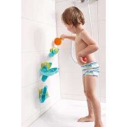 【德國HABA】趣洗澡滾球滑水道(4+1球)組