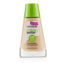 Covergirl 粉底液Clean Sensitive Liquid Foundation - # 540 Natural Beige