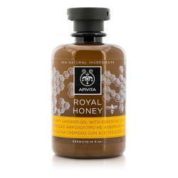 艾蜜塔 皇家蜂蜜精油沐浴乳 Royal Honey Creamy Shower Gel With Essential Oils