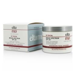 創新專業保養品 滋潤面部防曬乳SPF30 UV Facial Moisturizing Facial Sunscreen (乾燥和術後皮膚適用)