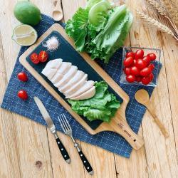 【米特先生】經典原味舒肥雞胸肉20包(2片/包;220公克/包);共40片