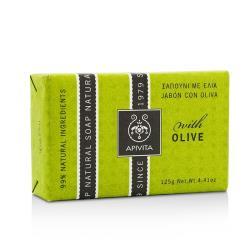 艾蜜塔 天然橄欖手工皂 Natural Soap With Olive 125g/4.41oz