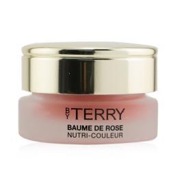 By Terry 玫瑰潤唇霜幻彩版 Baume De Rose Nutri Couleur - # 1 Rosy Babe 7g/0.24oz