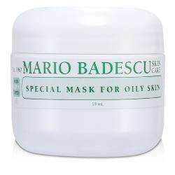 Mario Badescu 面膜 Special Mask For Oily Skin - 混合性/油性/敏感性肌膚適用 59ml/2oz