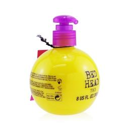 Tigi 黃金蛋 秀髮豐盈修護乳Bed Head Motor Mouth Mega Volumizer with Gloss 240ml/8oz