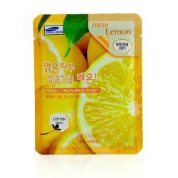 3W Clinic 面膜 - 檸檬Mask Sheet - Fresh Lemon 10pcs