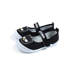 三麗鷗 Sanrio 酷企鵝 娃娃鞋 室內鞋 黑色 中童 童鞋 720960 no828