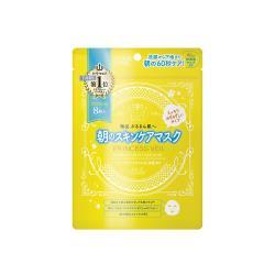 日本KOSE 光映透公主肌早安清新面膜8枚入/一包