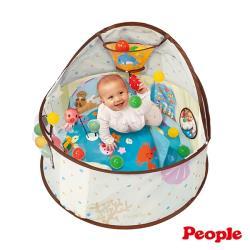 日本People-360度趣味遊戲池(附小球)(6個月以上~)