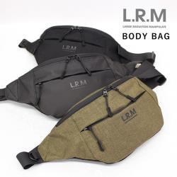 【LRM】日本品牌 斜背包 側背包 腰包 單肩包 胸包 腳踏車包 男女共用款 機能包【190651】