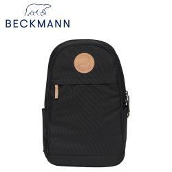 【Beckmann】小大人護脊後背包26L - 墨黑