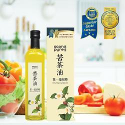 【AconPure】連淨苦茶油(500ml)