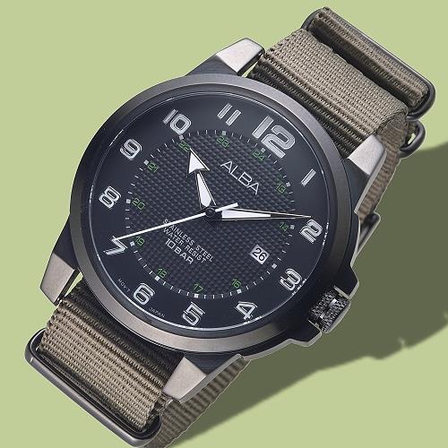 【ALBA】雅柏手錶